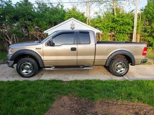 2006 Ford F150 XLT 4X4 for Sale in Fairborn, OH