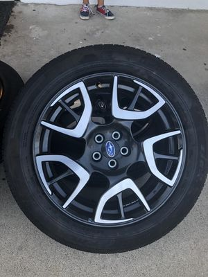 2019 Subaru Crosstrek Tires and Rims for Sale in Orange, CA