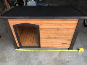 Precision Outback Log Cabin Dog house for Sale in Boise, ID
