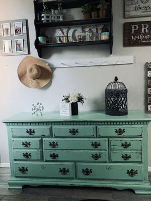Beautiful Farmhouse Dresser-Media Console- Entry Table for Sale in Sun City, AZ