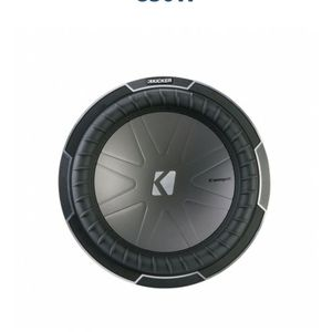 12s Kicker CompQ for Sale in Aurora, CO