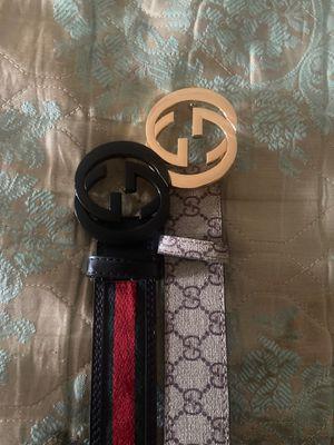 Gucci belts for Sale in Cheektowaga, NY