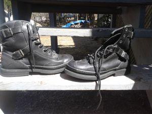 Men's 11.5 Harley Davidson motorcycle boots for Sale in Nashville, TN