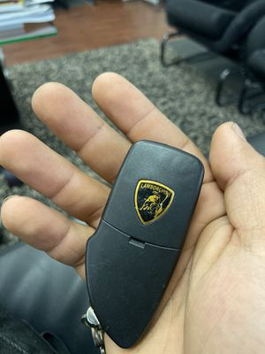 OEM Lamborghini Gallardo Key FOB 2014 for Sale in Ontario, CA