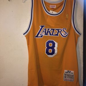 Home Los Angeles Lakers Kobe Bryant Achievements Jersey for Sale in Bellevue, WA
