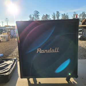 Randall Rx412 Cab for Sale in Nipomo, CA