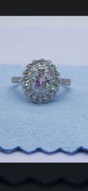 Wedding ring engagement ring for Sale in Nashville, TN