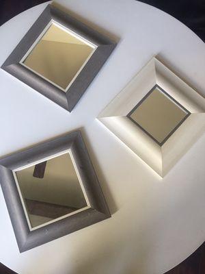 Wall decor mirrors for Sale in Los Alamitos, CA