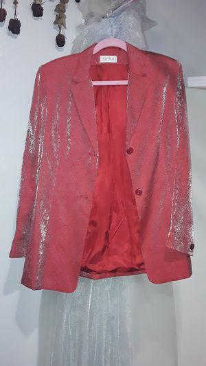 Faux snake skin blazer for Sale in Norfolk, VA