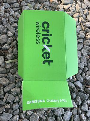 Samsung Galaxy A10 for Sale in Reedley, CA