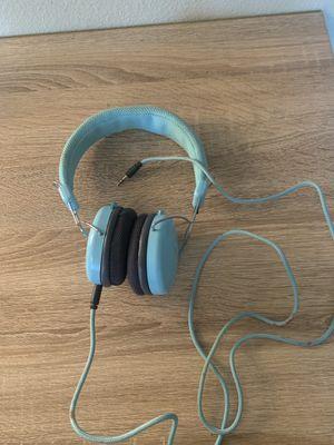 Blue Crosley headphones for Sale in Tacoma, WA
