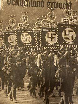 Original Third Reich Poster 1933 for Sale in Atlanta,  GA