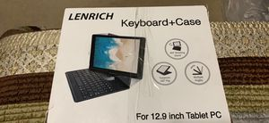 Tablet keyboard and case for Sale in Canal Winchester, OH
