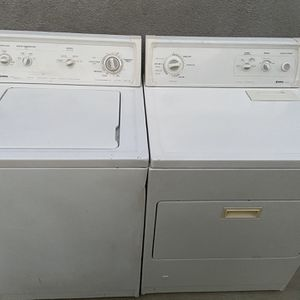 KENMORE WASHER AND GAS DRYER $275 DELIVERED AND INSTALLED for Sale in Fullerton, CA
