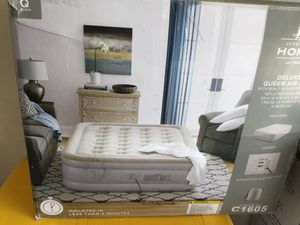Queen air mattress for Sale in Houston, TX