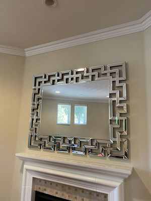 Z gallerie Santorini Wall Mirror for Sale in North Hollywood, CA