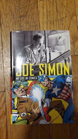 Joe Simon - My Life In Comics for Sale in The Bronx, NY
