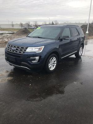 2016 Ford Explorer XLT for Sale in Coopersville, MI