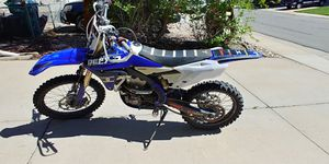 2017 Yamaha YZ450F Dirt Bike for Sale in Lakewood, CO