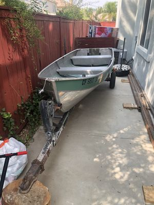 Fishing Boat for Sale in Beaumont, CA