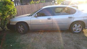 2005 Chevy impala for Sale in Everett, WA
