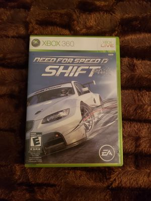 Need For Speed Shift xbox 360 for Sale in Frostproof, FL