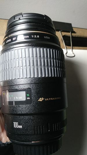 Canon Macro for Sale in Long Beach, CA