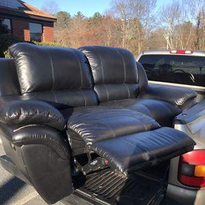 Black Sofa for Sale in Taunton, MA