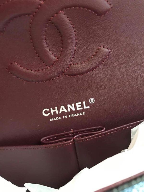 Chanel Double flab Medium Caviar skin and Silver hardwear