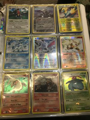 holo pokemon cards rare for Sale in Long Beach, CA