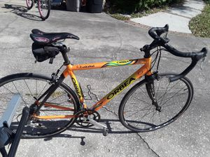Orbea Euskaltel 52cm road bike, Selle SMP Glider saddle, speedplay pedals, New R500 wheels, campagnolo groupset. for Sale in Wesley Chapel, FL