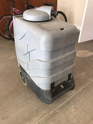 Kleen Rite 300psi 1750 watt extractor with dual vacume motors and heater. Hose and wand included. Asking 1,100 well maintained and cleaned. New 3,700 for Sale in Scottsdale, AZ
