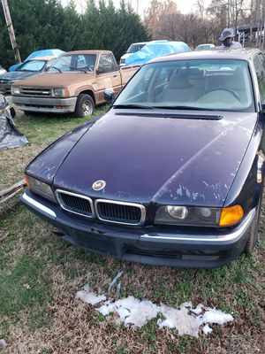 1999 bmw 740 iL for Sale in Cleveland, NC