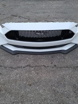 2018-2021 Ford Mustang Gt Front Bumper for Sale in Tacoma,  WA