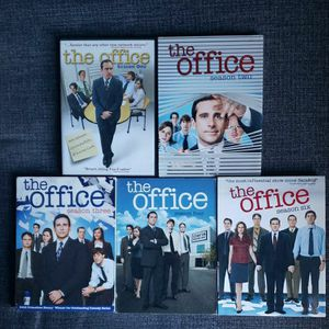 The Office Dvd (Seasons 1,2,3,4,6) for Sale in South Pasadena, CA