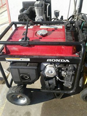 Honda generator for Sale in San Angelo, TX