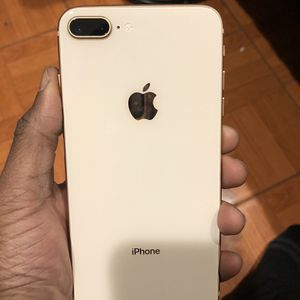64Gb Gold iPhone 8 Plus(8+) - Factory Unlocked. for Sale in Brooklyn, NY