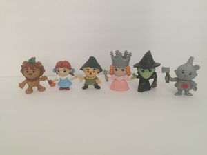 Wizard of Oz McDonald's Collectible Toys for Sale in Downey, CA