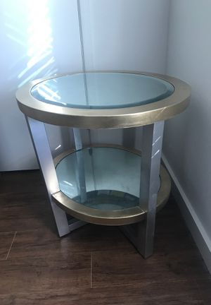 Custom side or end table for Sale in Austin, TX