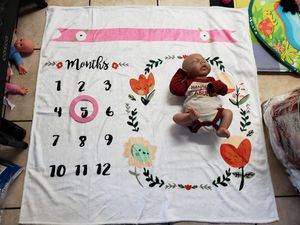 Baby month milestones for Sale in Stanton, CA