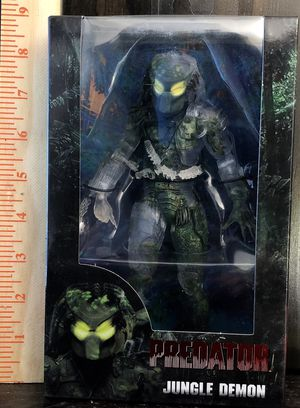 Predator Action figure movie statue vintage toys for Sale in Grand Prairie, TX