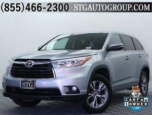 2016 Toyota Highlander for Sale in Montclair, CA