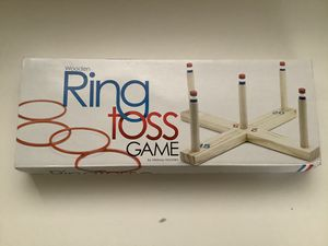 Ring toss game for Sale in Bellevue, WA