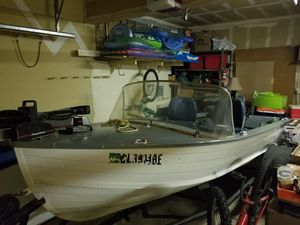 1960 14ft Starcraft Fishing Boat for Sale in Westminster, CO