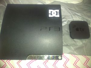 Ps3 and apple tv for Sale in Milwaukie, OR