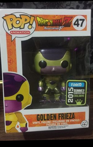 Golden Frieza (Dragonball Z resurrection 'F') for Sale in Los Angeles, CA
