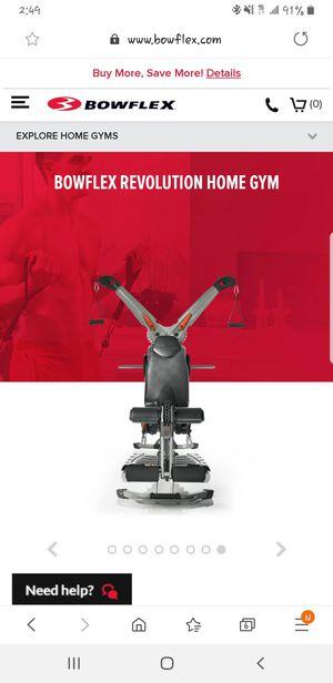 Bowflex home gym for Sale in Montebello, CA