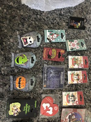 Authentic Brand New Disney pins for Sale in Phoenix, AZ