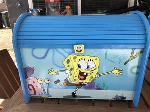 Kids toy box for Sale in Anaheim, CA