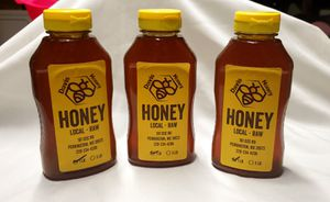 100% Raw Honey, 1 Lb. PURE, UNFILTERED Mississippi Wildflower Honey . for Sale in Perkinston, MS